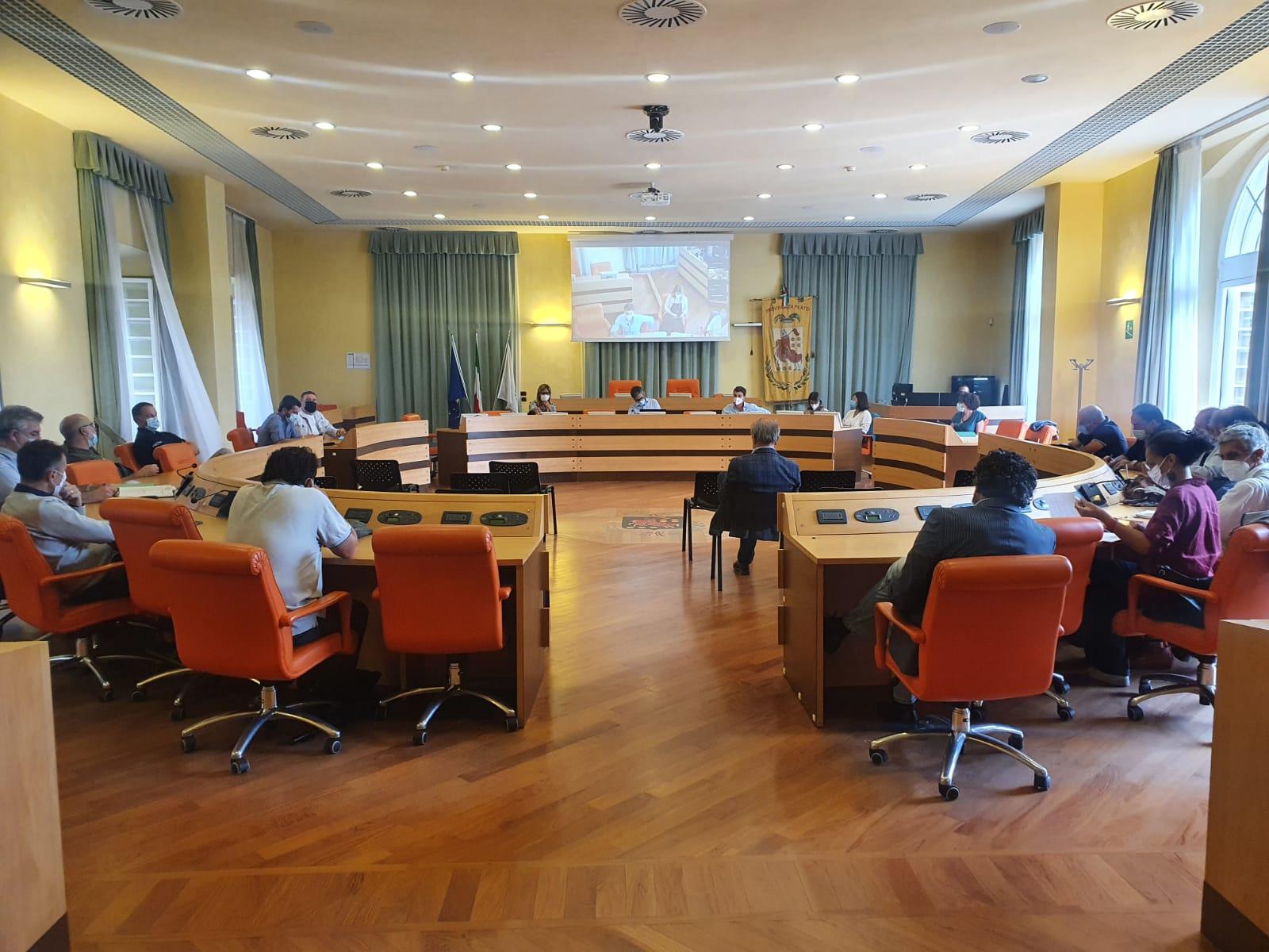 A palazzo Banci l'incontro per l'aggiornamento  ....